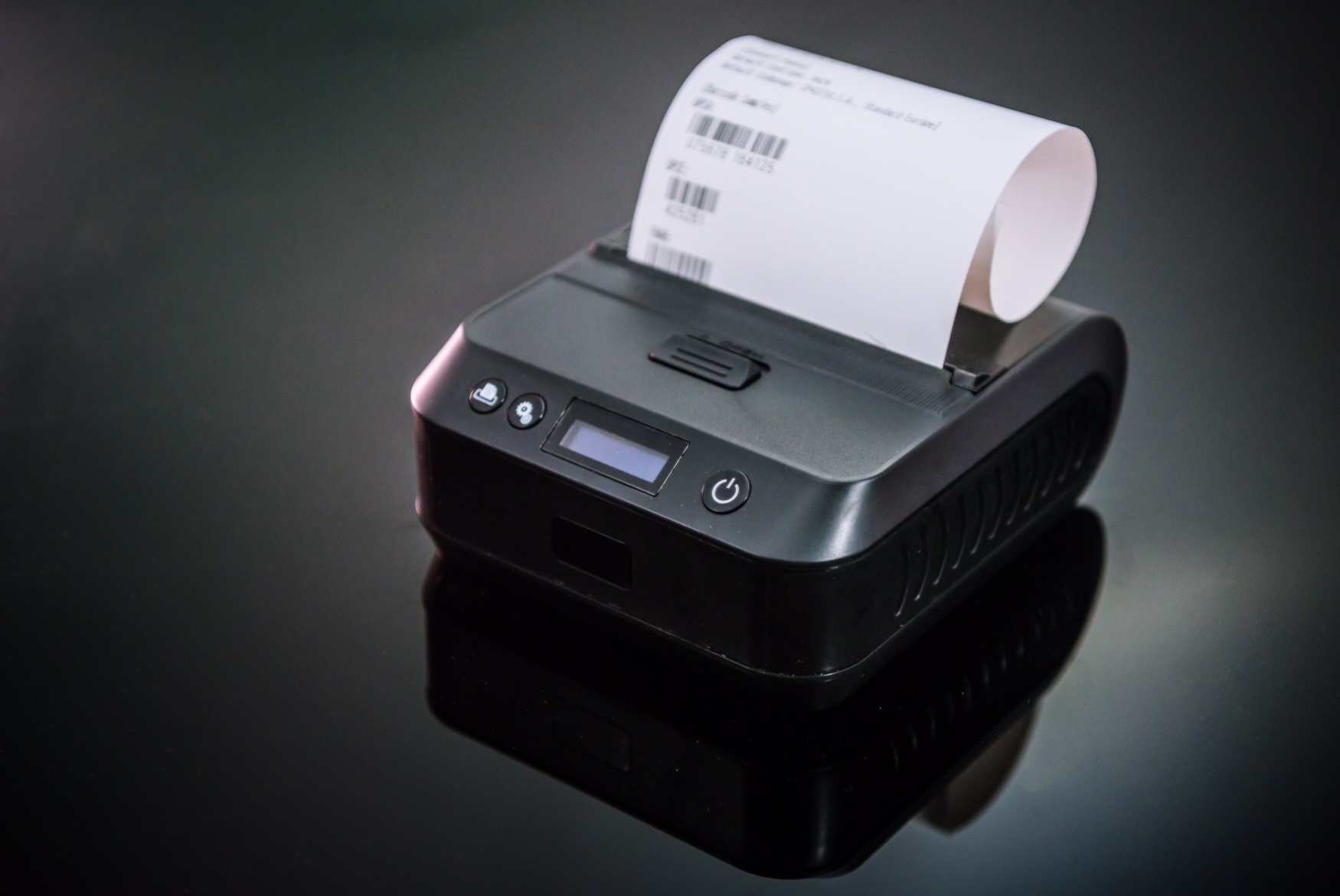 PT-3 80mm Mobile Printer
